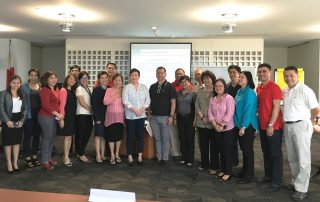 First RMB Strategic Planning Retreat a Resounding Success