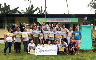 Rizal MicroBank supports DepEd's BrigadaEskwela 2017
